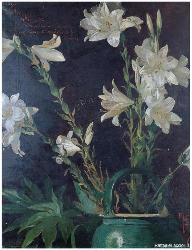 Fior di gigli, 1892
