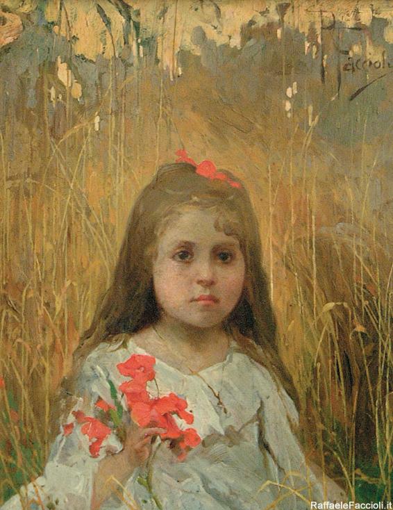 Giovane Cerere (la figlia Beatrice)